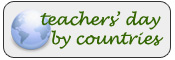Teachers' Day by Countries